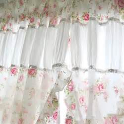 curtain shabby chic nursery cream curtains uk menzilperde