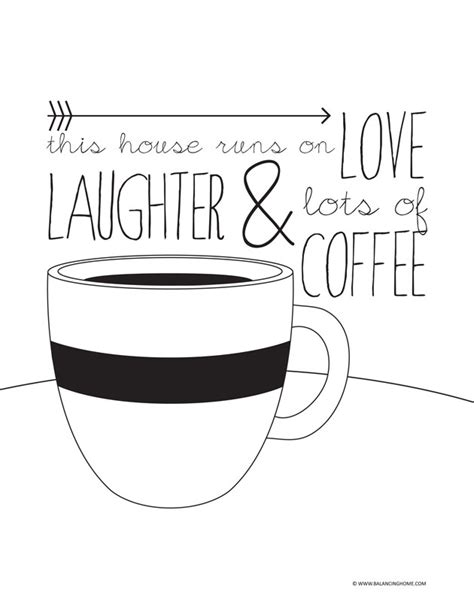printable coffee quotes coffee quote printable for national coffee day coffee