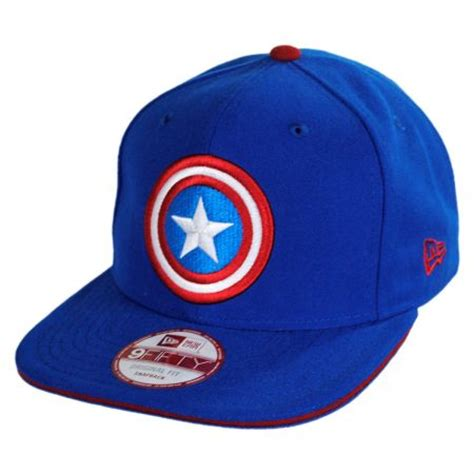 Topi Snapback Captain America Hatsstore 1 new hats for hat shop