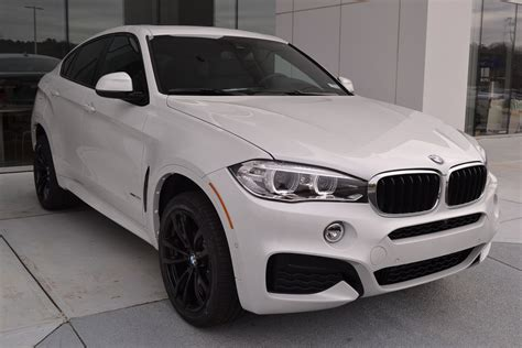 new bmw x6 2018 new 2018 bmw x6 xdrive35i sport utility in macon b1322