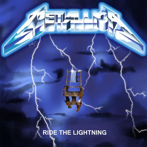 the lighting metallica ride the lightning wallpaper wallpapersafari