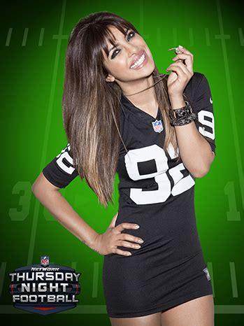 priyanka chopra hollywood song in my city priyanka chopra on her thursday night football theme song
