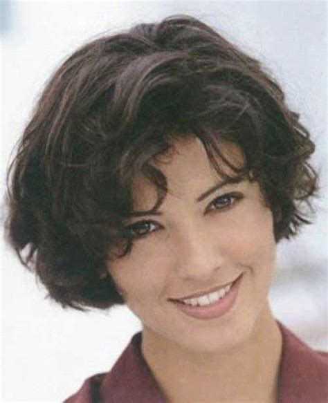 hairstyles for mature coarce wirey hair 30 short haircuts for wavy hair short hairstyles