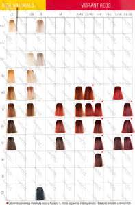 color touch wella wella color touch shade chart
