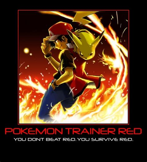Pokemon Trainer Red Meme - pokemon trainer red meme funny images pokemon images