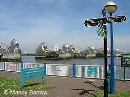 thames barrier cost to build river thames thames barrier