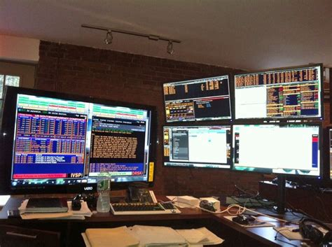 Best Trading Desk by Updated Readers Sent In These Badass Pictures Of Their Trading Desks Pictures Of Badass