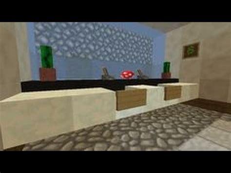 minecraft bathroom tutorial how to make a bathroom in minecraft minecraft bathroom