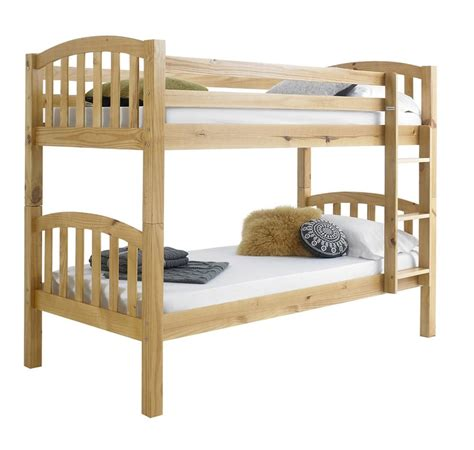Bunk Beds For Sell Happy Beds American 3ft Solid Wooden Bunk Bed Frame Bedroom Home Sleep Ebay