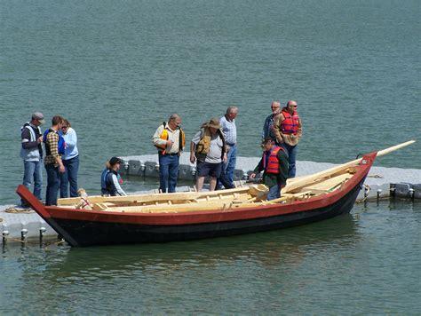 flow north paddling company 187 york boat - York Boat