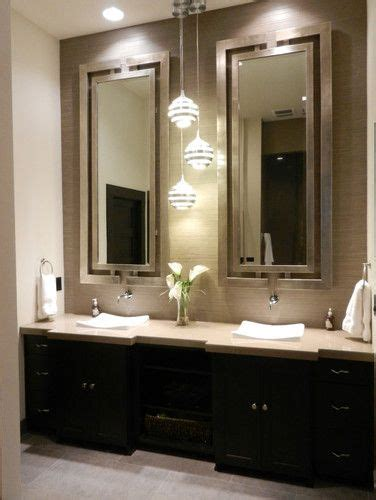 bathroom lighting and mirrors design houzz home design decorating and remodeling ideas and