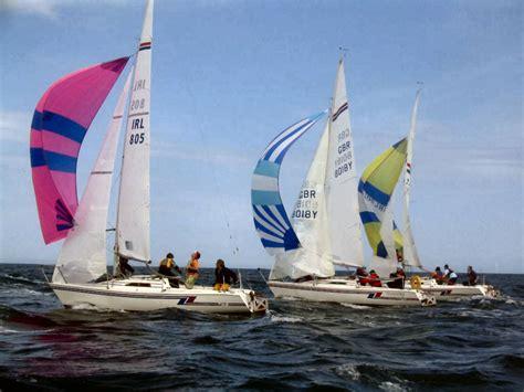 formula boats europe hunter formula one nationals at courtown sailing club