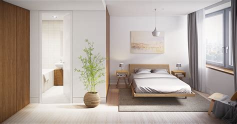Minimalist Rooms | 40 serenely minimalist bedrooms to help you embrace simple