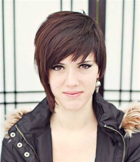 Edgy Hairstyles by 10 Edgy Pixie Cuts Hairstyles 2017 2018 Most
