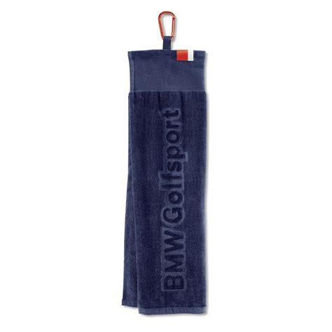 bmw golf towel shopbmwusa bmw golfsport golf towel