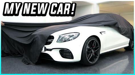 Mein Neues Auto by Mein Neues Auto Mercedes Amg E63 S Youtube