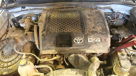 Toyota Hilux Engine Number Location Wrecking 2009 Toyota Hilux Diesel 3 0 1kd Turbo
