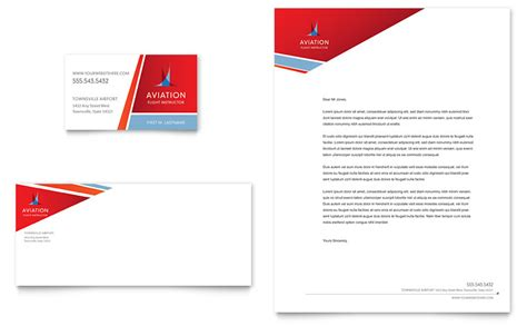 Aviation Business Cards Templates Free by Aviation Flight Instructor Business Card Letterhead