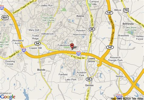 durham carolina map map of doubletree guest suites raleigh durham durham