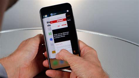 apple iphone x la fiche technique compl 232 te 01net