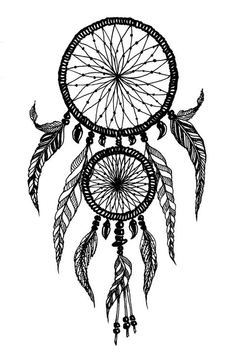 dreamcatcher tattoo black and white tumblr static dreamcatcher by karinorthern d5h by ivepayne
