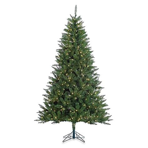 vickerman 7 foot 6 inch lincoln fir pre lit christmas tree