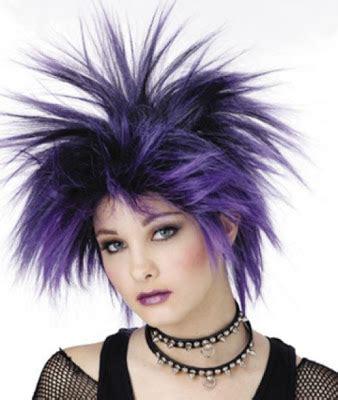 style rambut punk model rambut wanita 2012