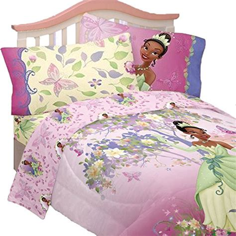 Princess And The Frog Comforter Set by 5pc Disney Princess And The Frog Bedding Set