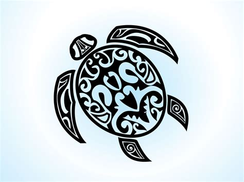 tribal sea turtle tattoos tribal turtle