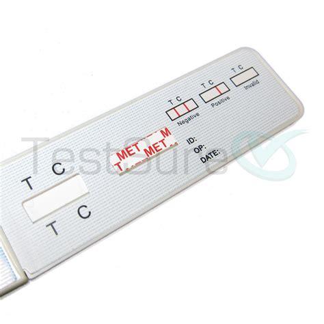 Test Urine 4 meth test at home urine test for methhetamine test sure