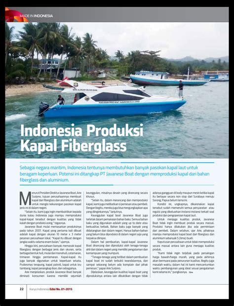 Kapal Ambulance 10 Meter Aluminium kapal fiber buatan indonesia javanese boat product