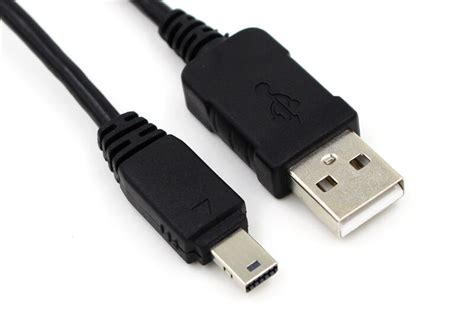 Charger Casio Exilim usb cable charger for casio exilim ex s200 ex z1 ex z2