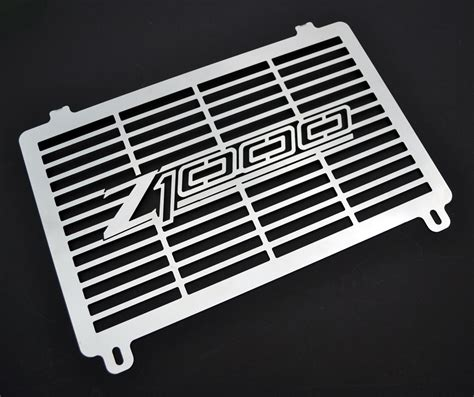Cover Radiator Stainless Vixion kawasaki z1000 03 06 stainless steel radiator cover guard grill