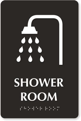 Buy Bathroom Products Online Shower Room Signs
