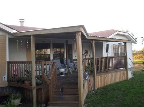 mobile home deck plans mobile home deck plans