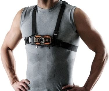 pentax chest harness strap for wg series cameras