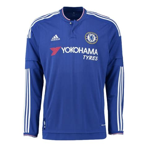 Chelsea 6 T Shirt chelsea 15 16 sleeve home jersey