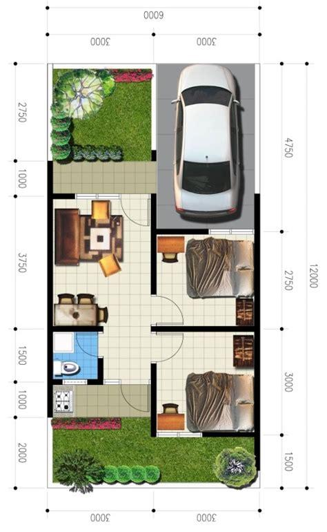 gambar desain rumah type 45 90 rumah zee