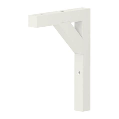 White Wooden Shelf Brackets Ekby Stilig Bracket 6 3 4 Quot Ikea