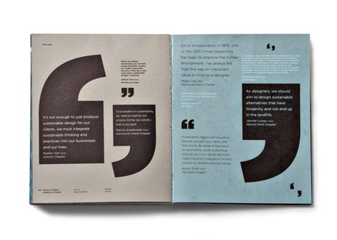 Quotes Page Layout | gdc rapport annuel foundry communications quotation