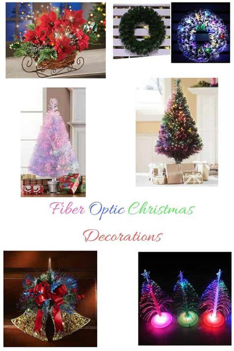 fiber optic christmas items fiber optic decorations hip who