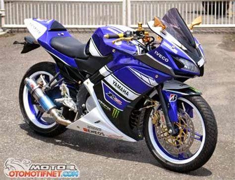 Lu Hid Vixion Lightning zigmodify custom bike fairing set r250 fiber custom