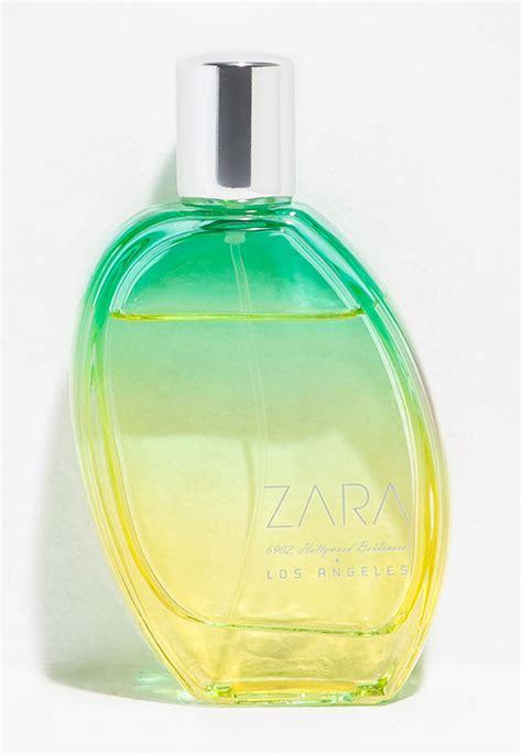 Parfum Zara Fruity 6902 boulevard los angeles zara perfume a new fragrance for 2014