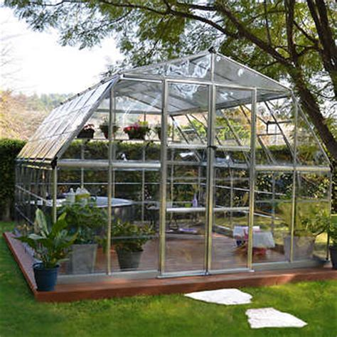 Backyard Plans by Greenhouses Costco