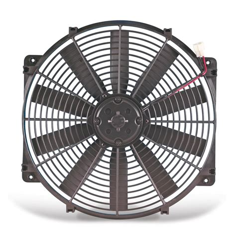 flex a lite electric fan flex a lite 16 quot loboy electric radiator fan puller