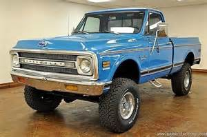 purchase used 1970 chevy k10 shortbed 4x4 up in