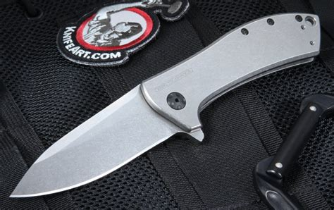 zt 0801 limited edition zero tolerance 0801 s110v stainless steel limited edition
