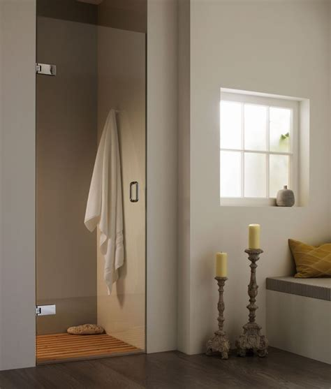 Majestic Shower Doors Majestic Maine Pivot Door Enclosure