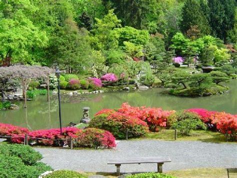 imagenes paisajes japoneses fotos de jardines japoneses