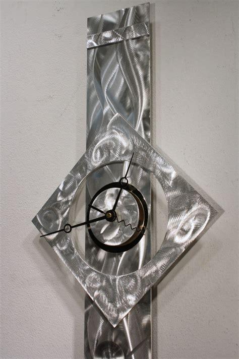 wall sculptures metal modern metal wall sculpture clock modern abstract painting